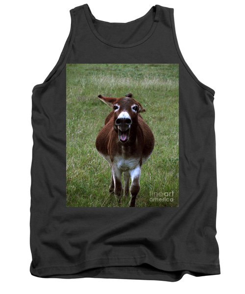 Tank Top featuring the photograph Attack by Peter Piatt