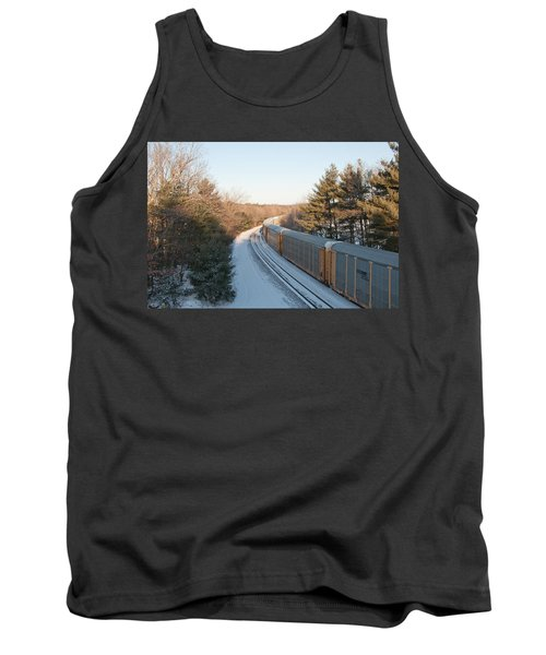 Auto-racks Spencer Massachusetts Tank Top