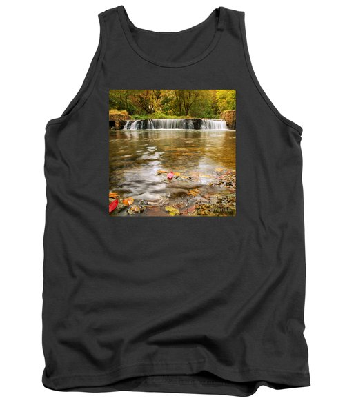 Autumn At Valley Creek Tank Top