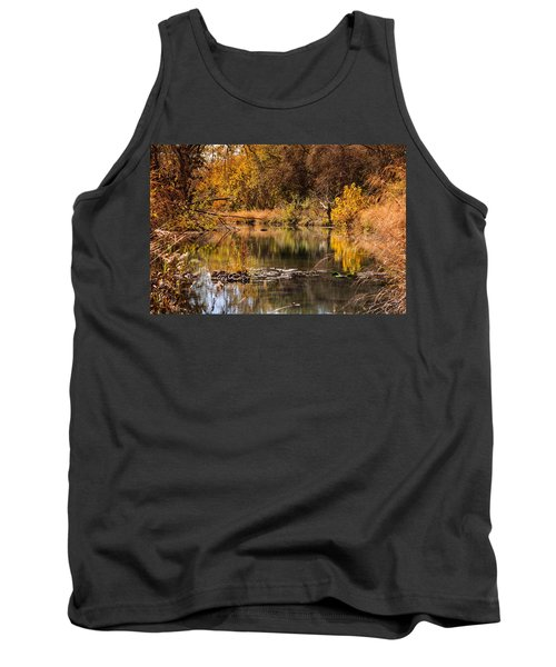 Autumn Day Tank Top