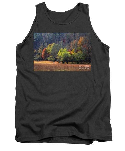 Autumn Field Tank Top