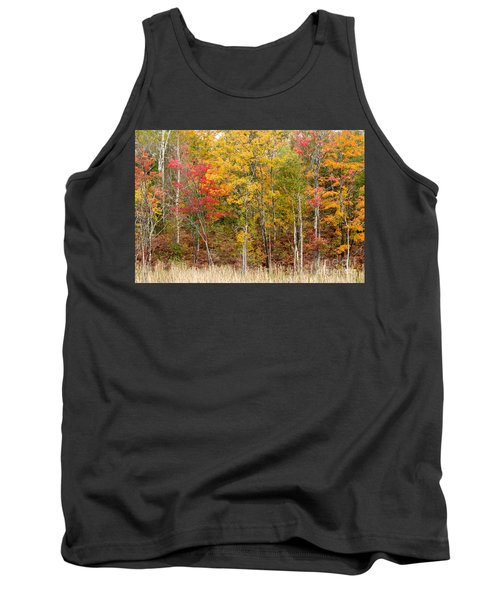 Autumn In Muskoka Tank Top