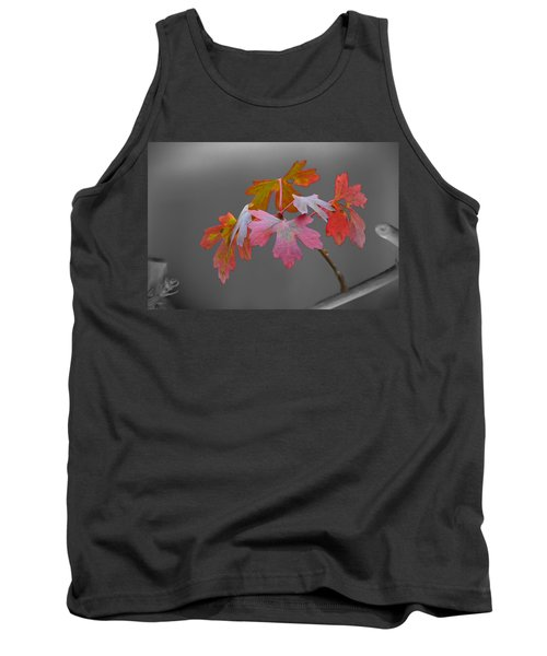 Autumn Leaves Tank Top
