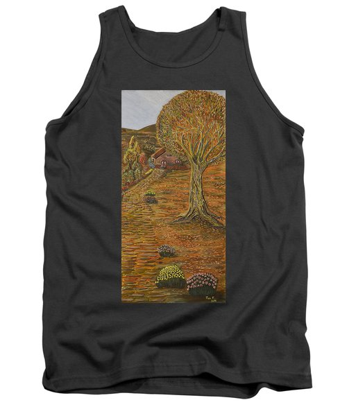 Autumn Sequence Tank Top