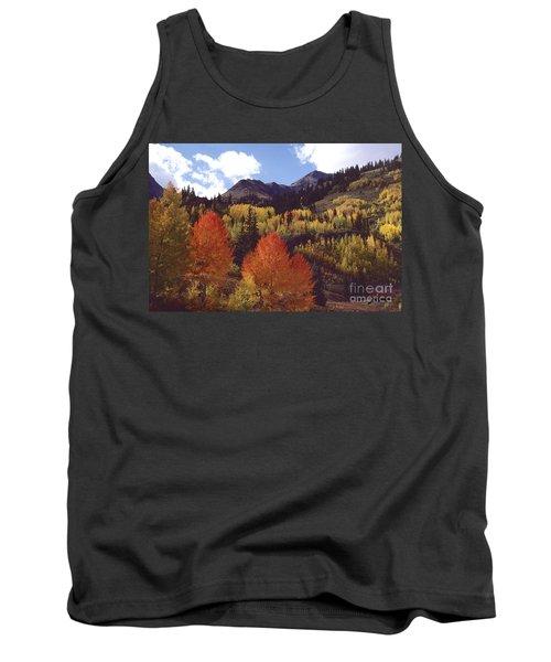 Autumn Splendor Tank Top