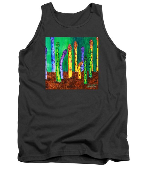 Awesome Asparagus Tank Top