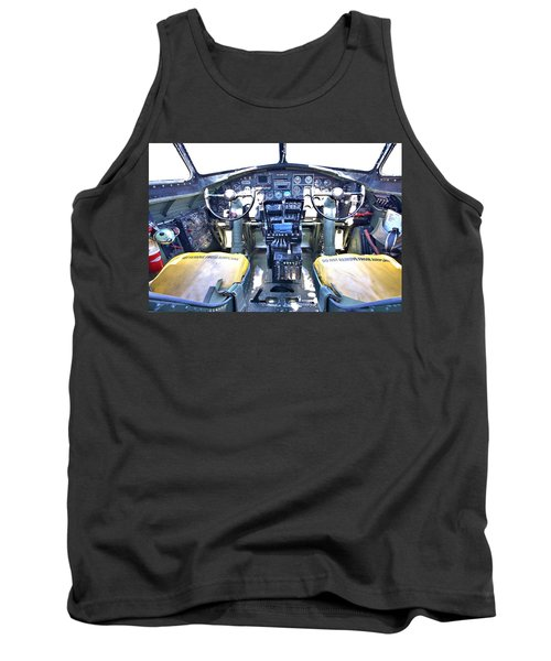 B-17 Front Office Tank Top