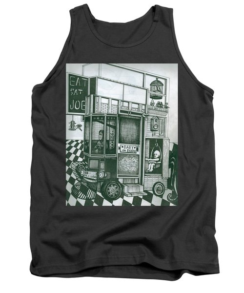 Baby Carriage Tank Top