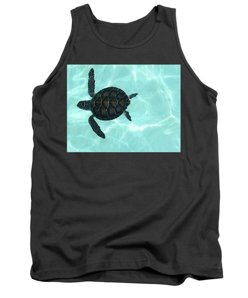 Baby Sea Turtle Tank Top
