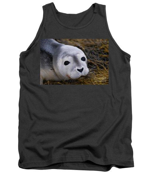 Baby Seal Tank Top by DejaVu Designs