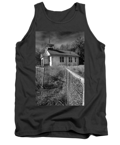 Back To School Tank Top by Brian Duram