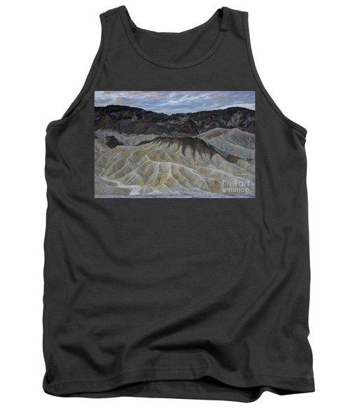Badlands At Sunrise. Death Valley Tank Top