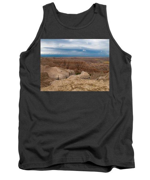 Badlands South Dakota Tank Top by Don Spenner