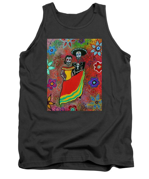 Bailar Couple Tank Top