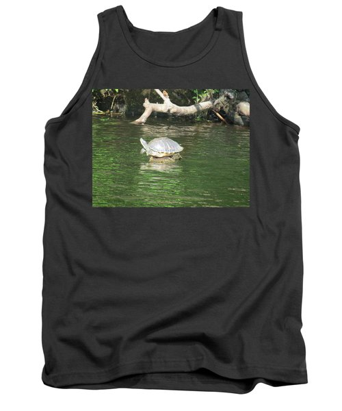 Balancing Act Tank Top by Fortunate Findings Shirley Dickerson