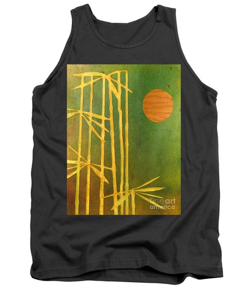 Bamboo Moon Tank Top by Desiree Paquette