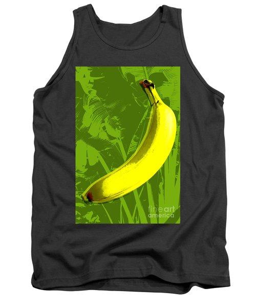 Banana Pop Art Tank Top