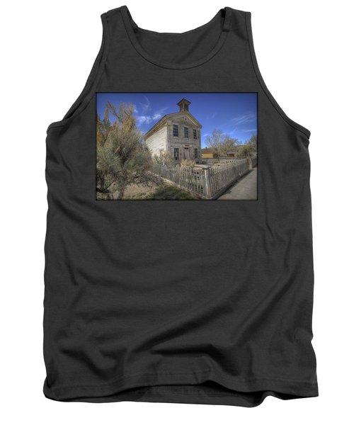 Bannack Lodge # 16 Tank Top