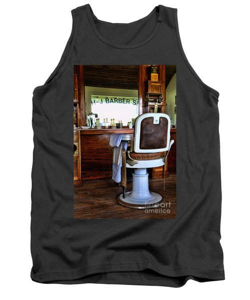 Barber - The Barber Shop Tank Top