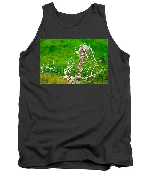 Barbs And Briers Tank Top