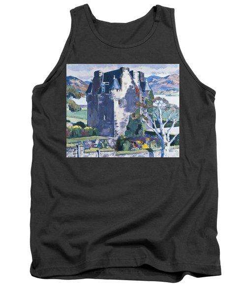 Barcaldine Castle Tank Top