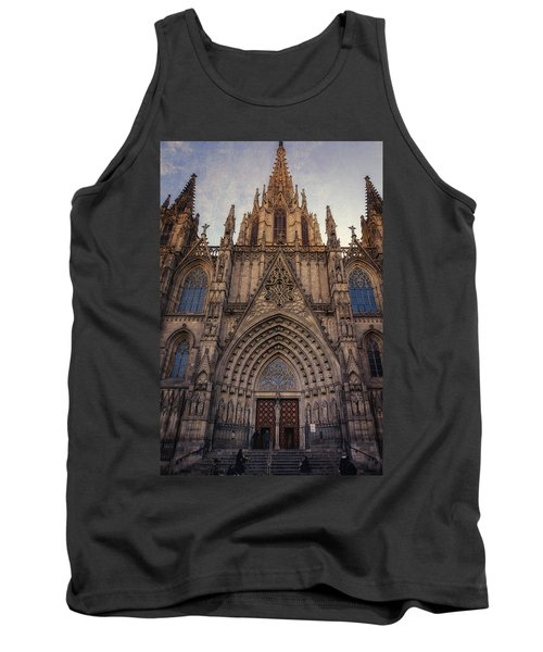 Barcelona Cathedral Tank Top