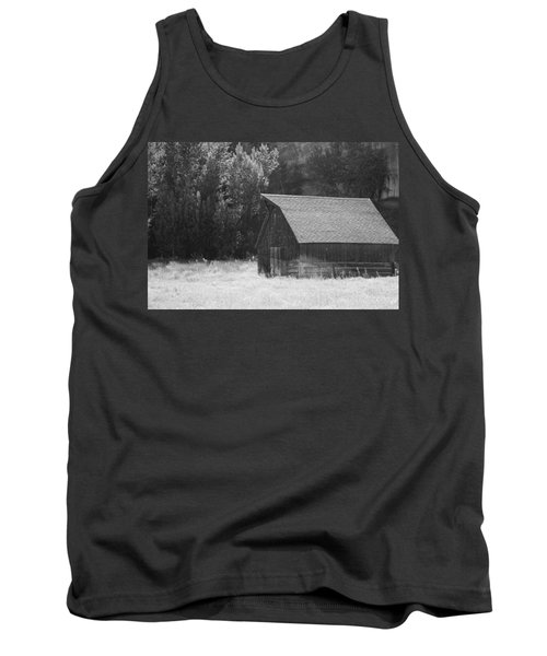 Barn Out West Tank Top