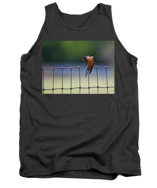 Barn Swallow Tank Top