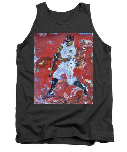 Baseball Painting Tank Top