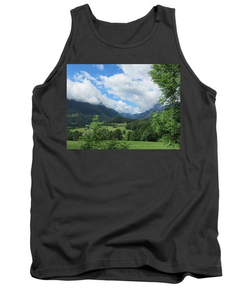 Bavarian Countryside Tank Top