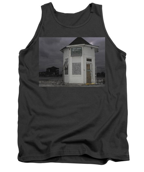 Bay City American Hoist Guard House Tank Top