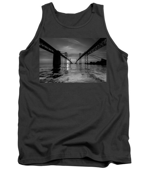 Bay Bridge Strength Tank Top