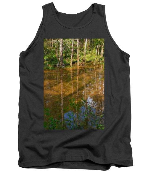 Bayou Reflections Tank Top