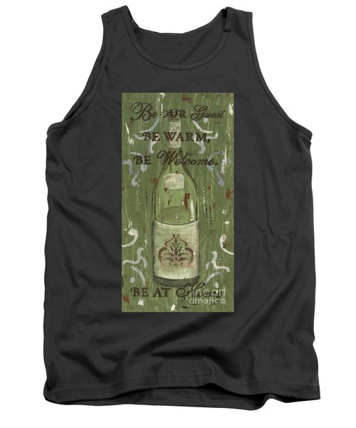 Be Our Guest Tank Top