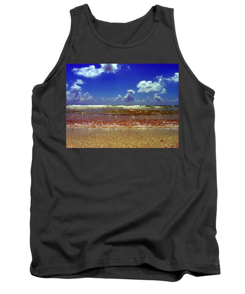 Beach Tank Top by J Anthony