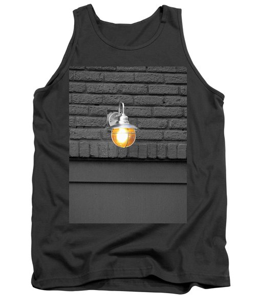 Tank Top featuring the photograph Beacon by Rodney Lee Williams