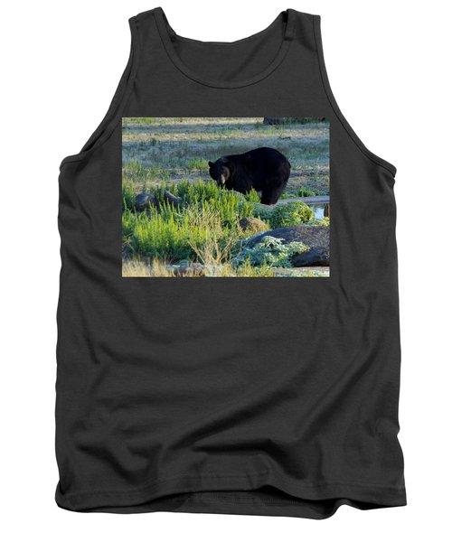 Bear 3 Tank Top