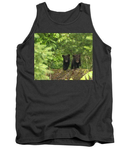 Bear Buddies Tank Top by Coby Cooper