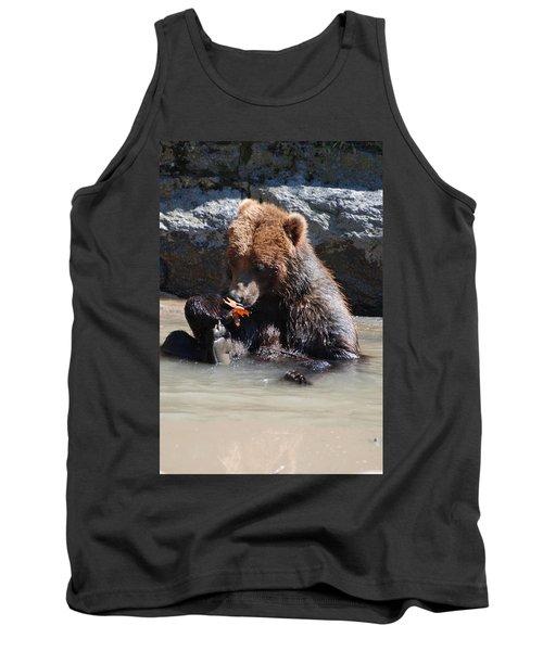 Bear Cub Tank Top by DejaVu Designs