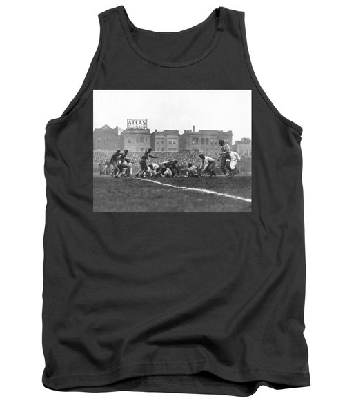 Bears Are 1933 Nfl Champions Tank Top by Underwood Archives