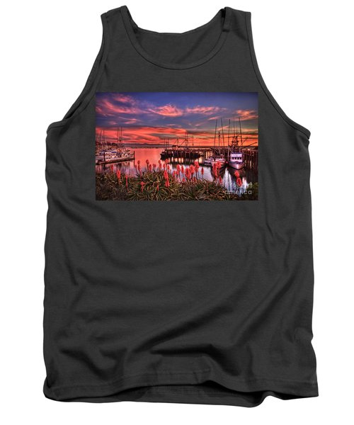 Beautiful Harbor Tank Top
