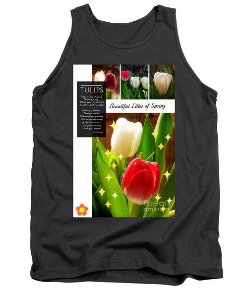 Beautiful Tulip Series 1 Tank Top