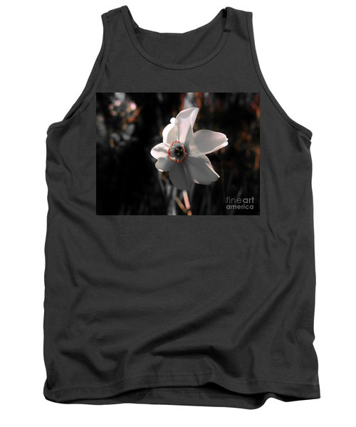 Tank Top featuring the photograph Beauty In The Woods by Sherman Perry