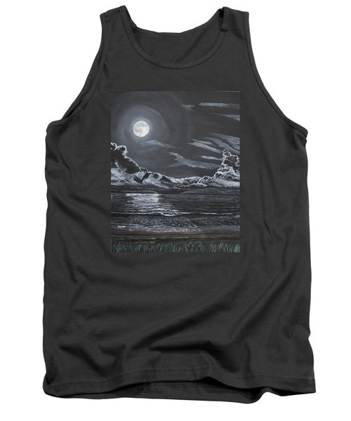 Beauty Of The Night Tank Top