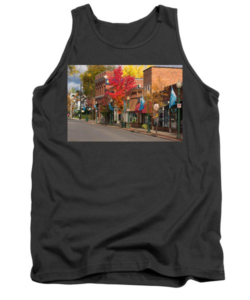Beaver St  Sewickley Tank Top