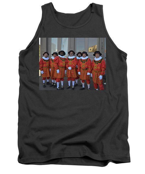Beefeaters Tank Top