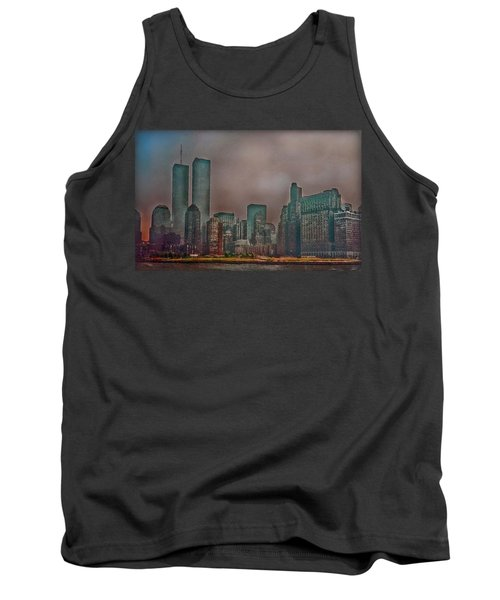 Before Tank Top by Hanny Heim
