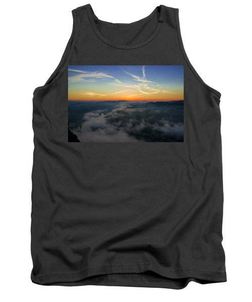 Before Sunrise On The Lilienstein Tank Top