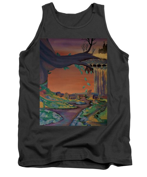 Behold The Seed Tank Top