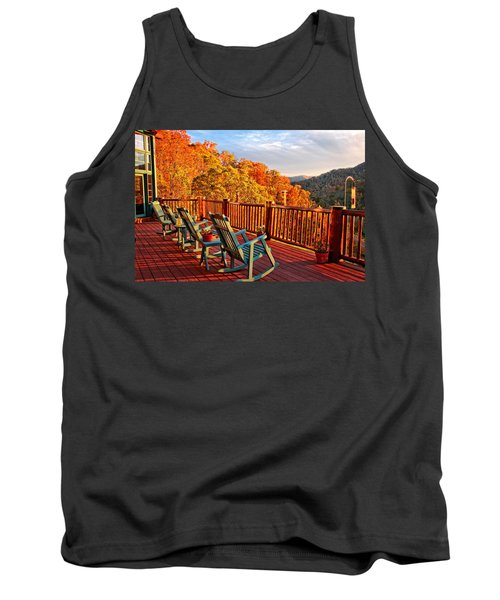 Best View In Town  Tank Top